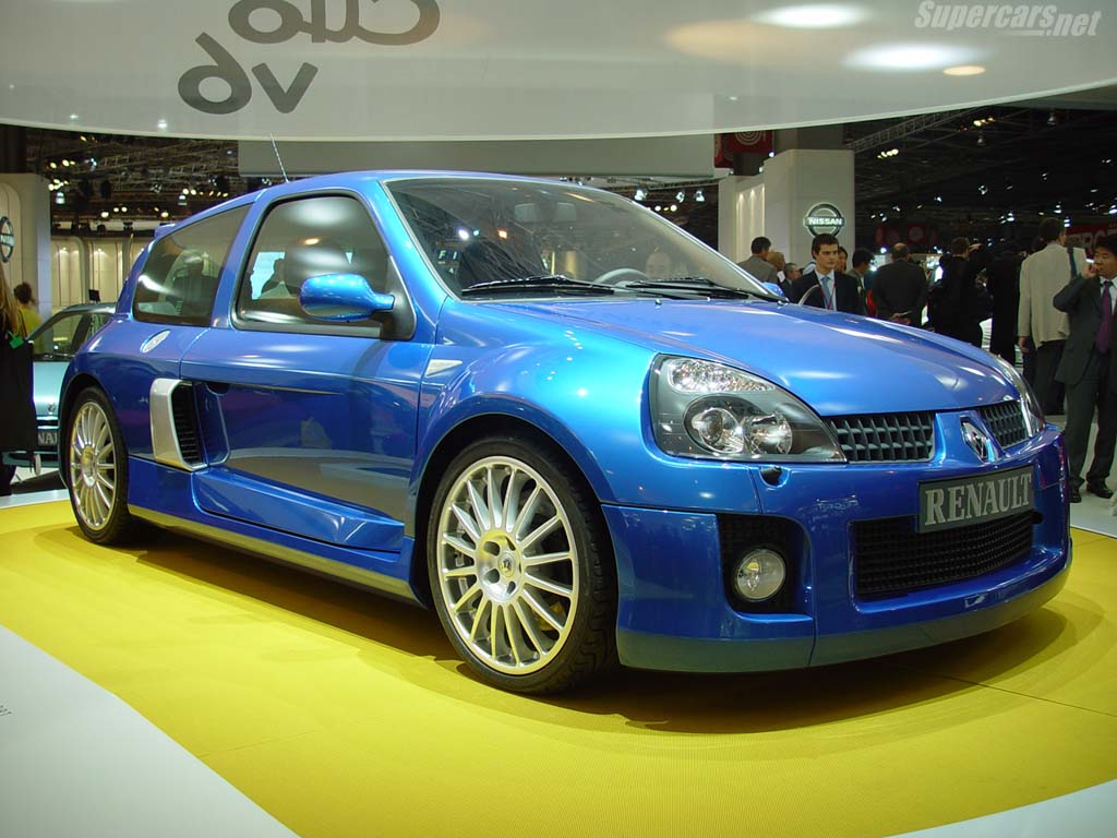 2003 renault clio ii v6 sport coupe pictures information and specs auto. Black Bedroom Furniture Sets. Home Design Ideas