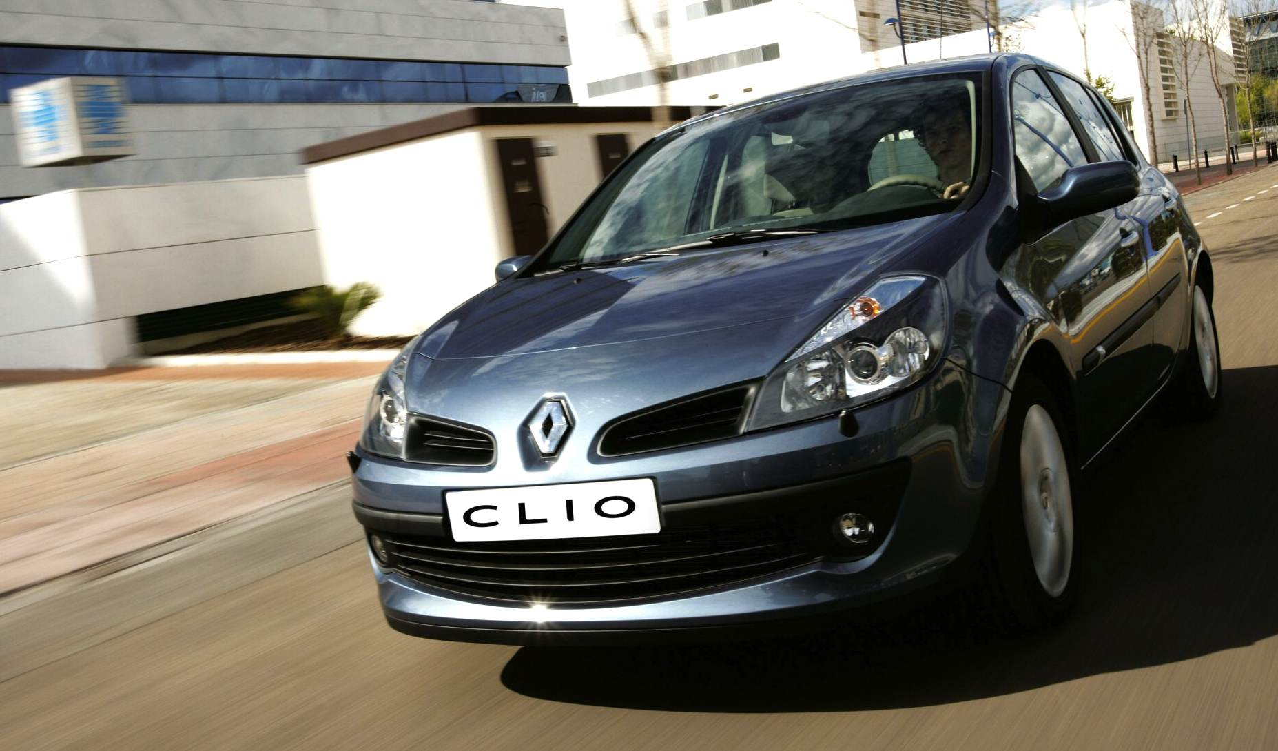 2006 renault clio iii pictures information and specs auto. Black Bedroom Furniture Sets. Home Design Ideas