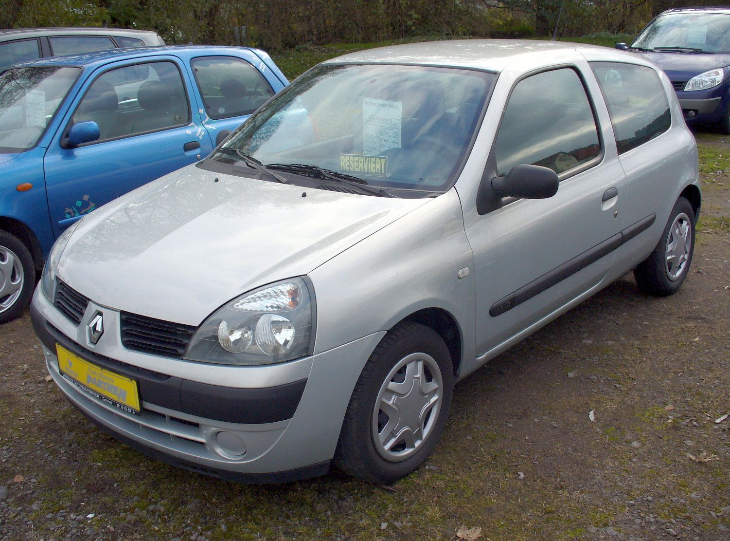 2007 renault clio iii pictures information and specs auto. Black Bedroom Furniture Sets. Home Design Ideas