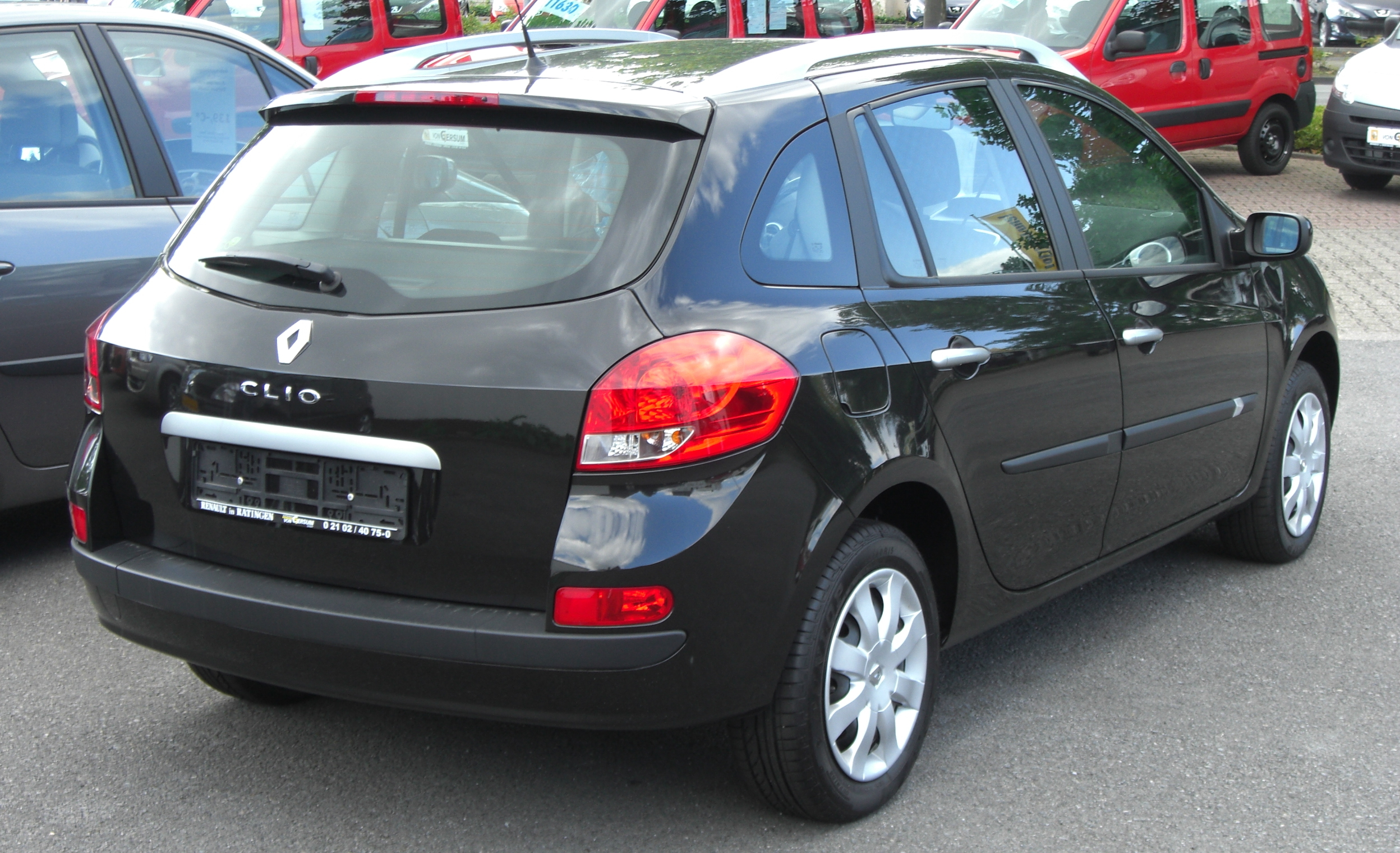 2008 renault clio iii pictures information and specs auto. Black Bedroom Furniture Sets. Home Design Ideas