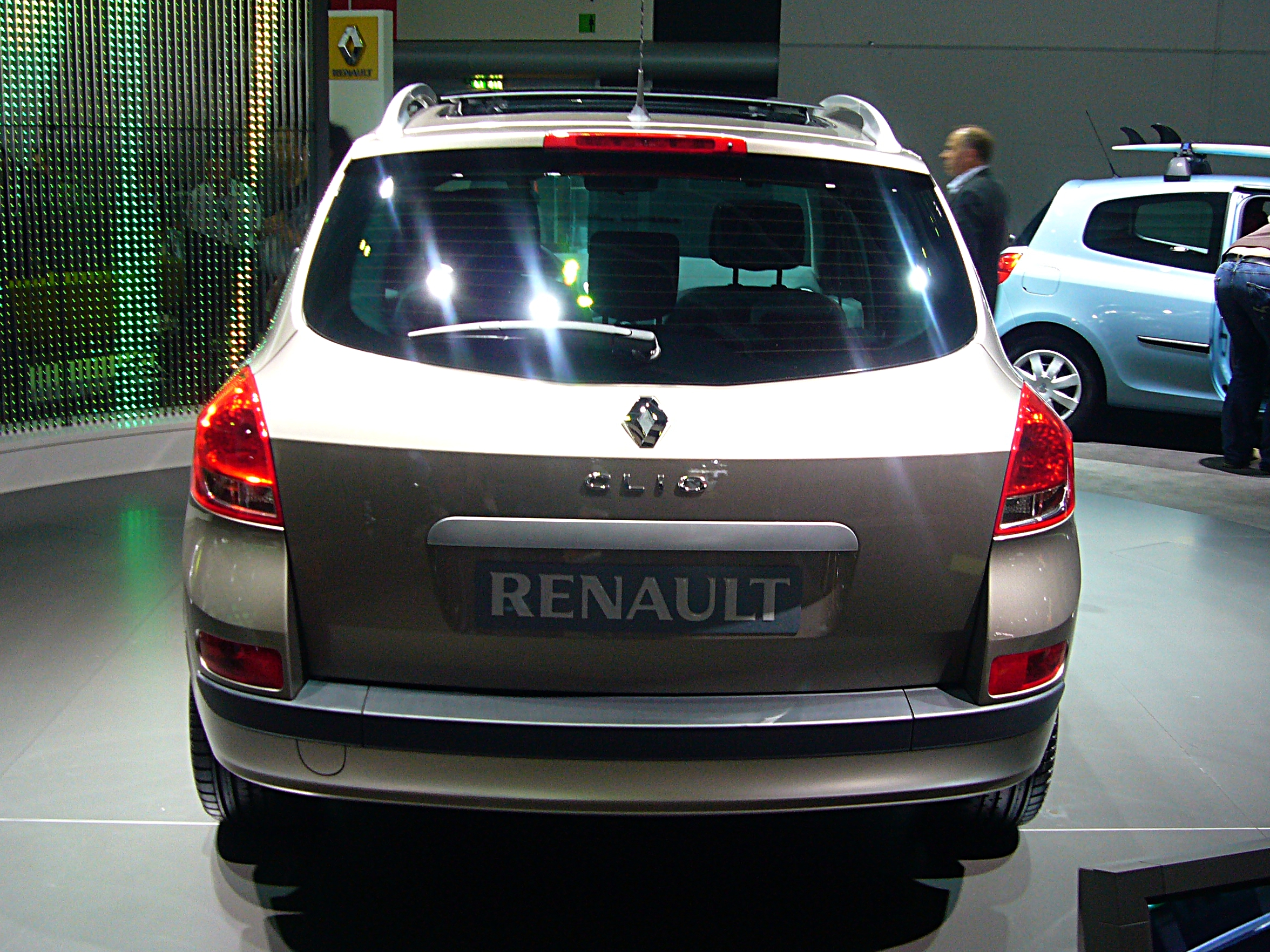 2007 renault clio iii estate pictures information and specs auto. Black Bedroom Furniture Sets. Home Design Ideas