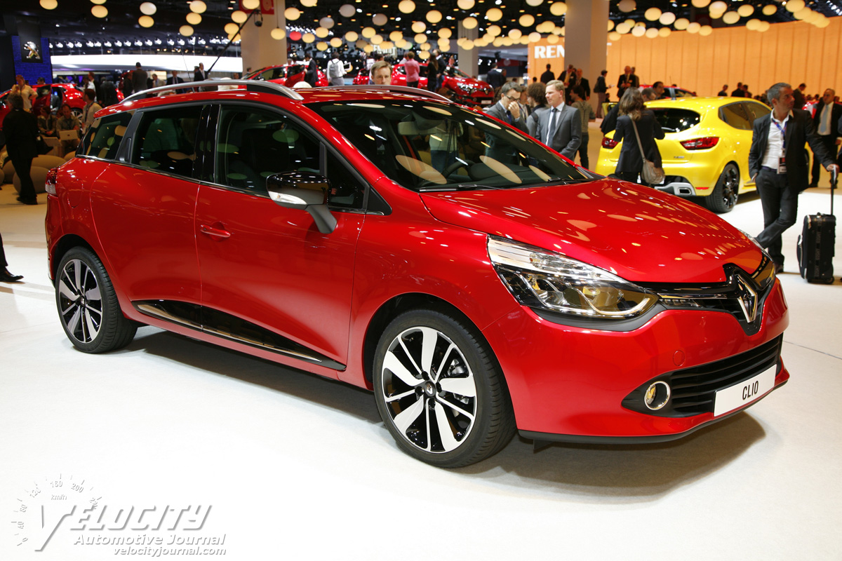2013 renault clio iii estate pictures information and specs auto. Black Bedroom Furniture Sets. Home Design Ideas