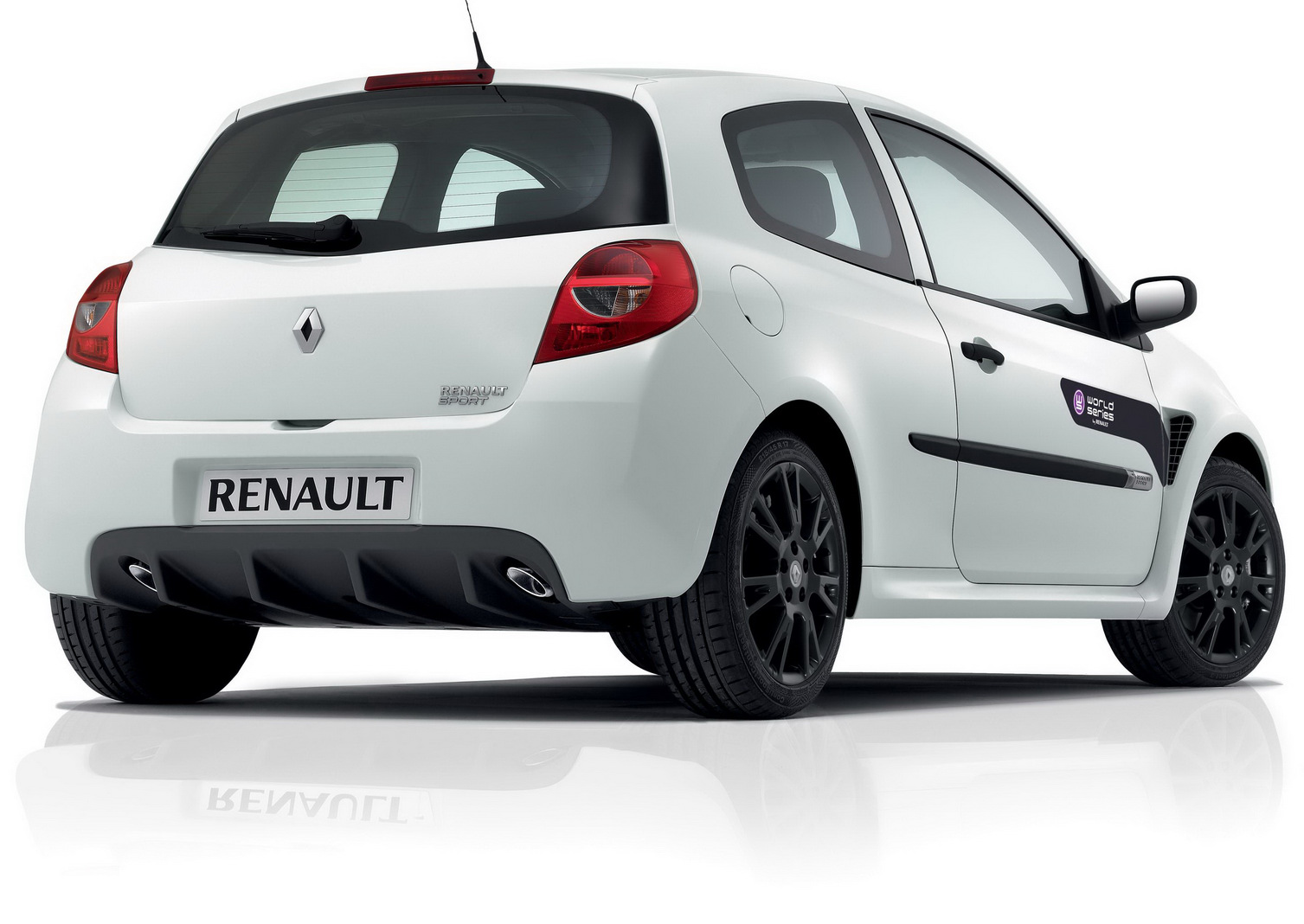 2007 Renault Clio Iii Sport Pictures Information And
