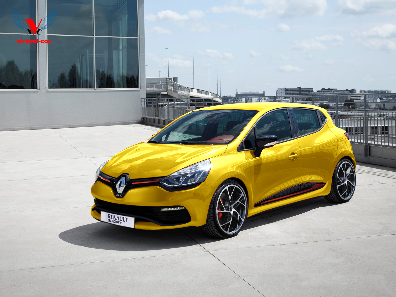 2013 renault clio iii sport pictures information and specs auto. Black Bedroom Furniture Sets. Home Design Ideas