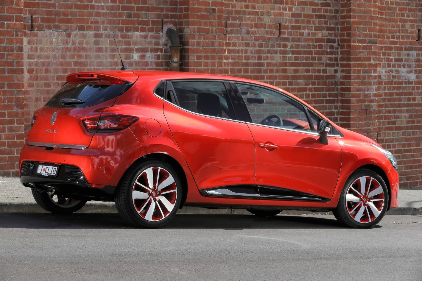 2014 renault clio iv pictures information and specs. Black Bedroom Furniture Sets. Home Design Ideas