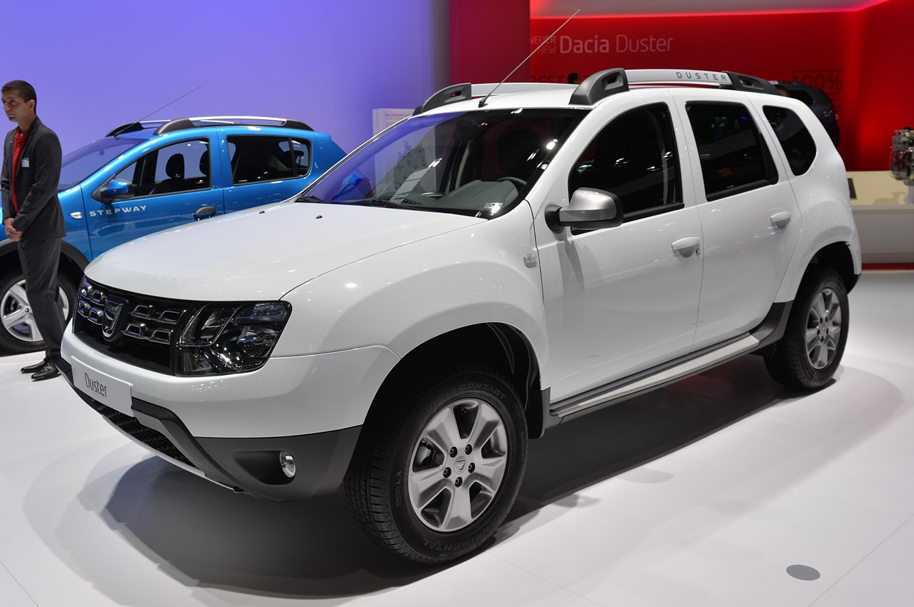 Dodge Latest Models >> 2014 Renault Duster – pictures, information and specs ...
