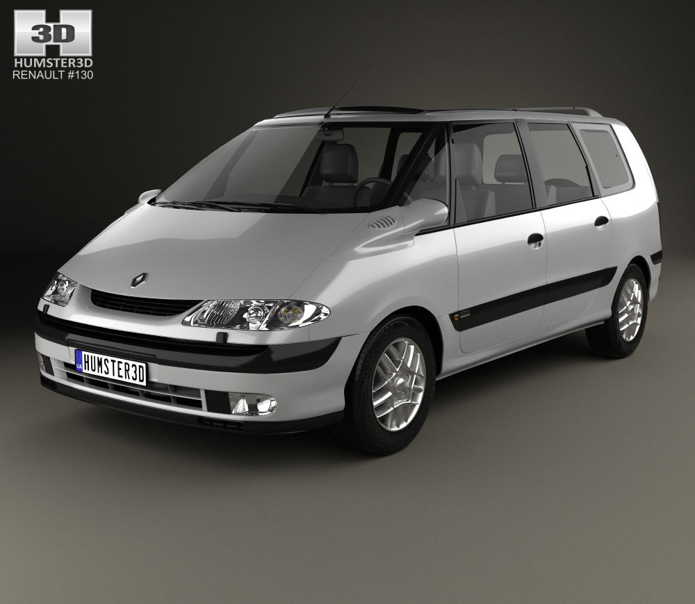1996 renault espace iii je pictures information and specs auto. Black Bedroom Furniture Sets. Home Design Ideas
