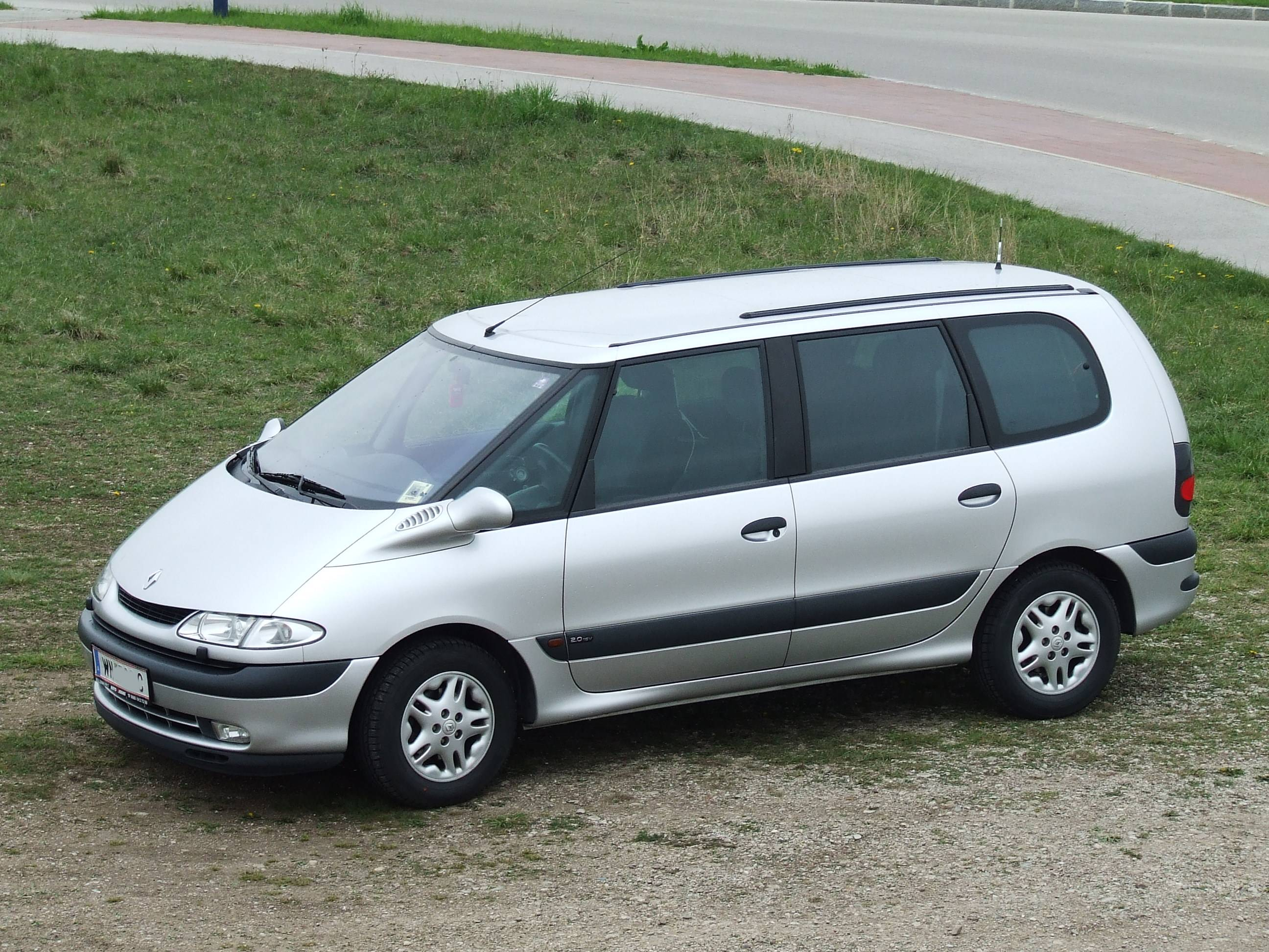 1998 renault espace iii je pictures information and specs auto