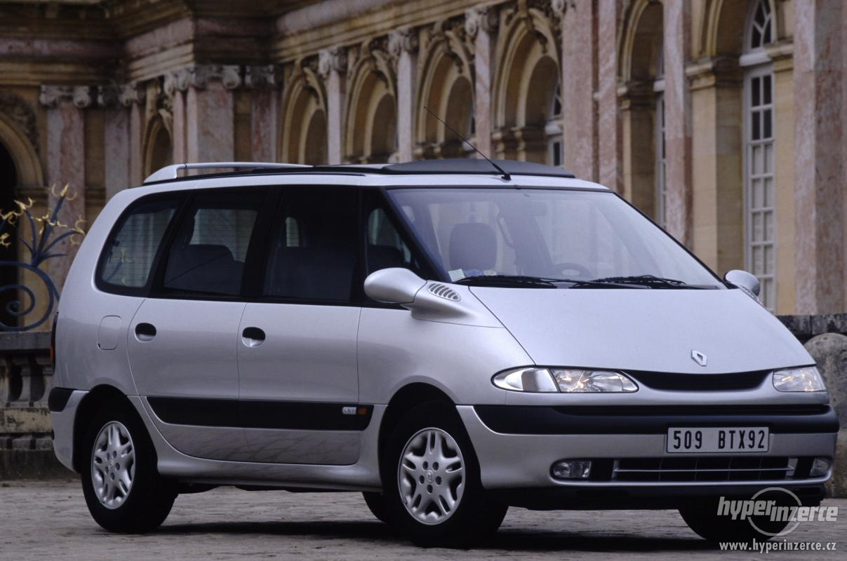 2002 renault espace iii je pictures information and specs auto. Black Bedroom Furniture Sets. Home Design Ideas