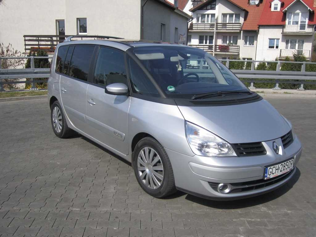 2003 renault espace iv pictures information and specs. Black Bedroom Furniture Sets. Home Design Ideas