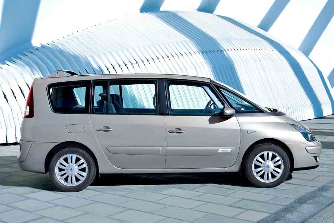 2007 renault espace iv pictures information and specs auto. Black Bedroom Furniture Sets. Home Design Ideas
