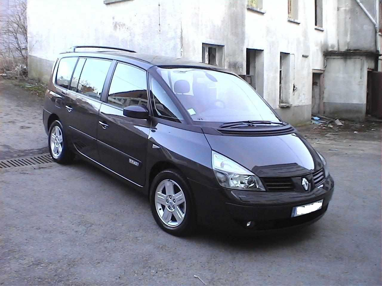 2005 renault grand espace iv pictures information and specs auto. Black Bedroom Furniture Sets. Home Design Ideas