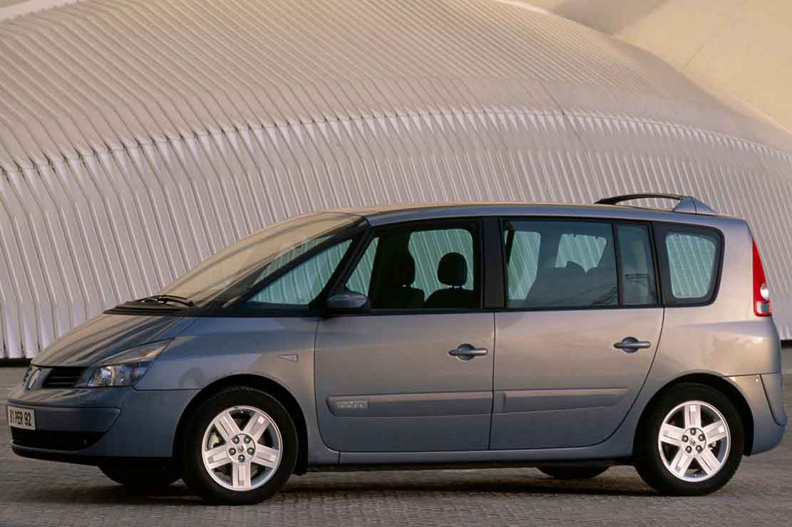 2006 renault grand espace iv pictures information and. Black Bedroom Furniture Sets. Home Design Ideas