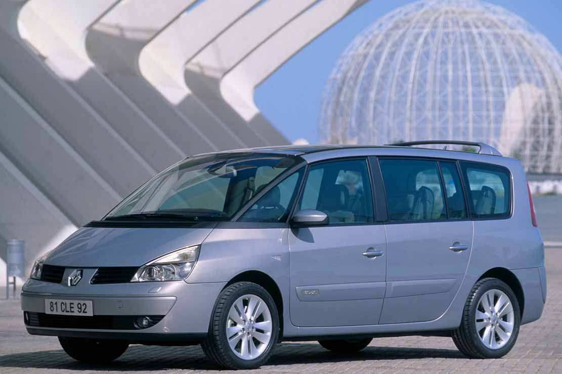 2007 renault grand espace iv pictures information and specs auto. Black Bedroom Furniture Sets. Home Design Ideas