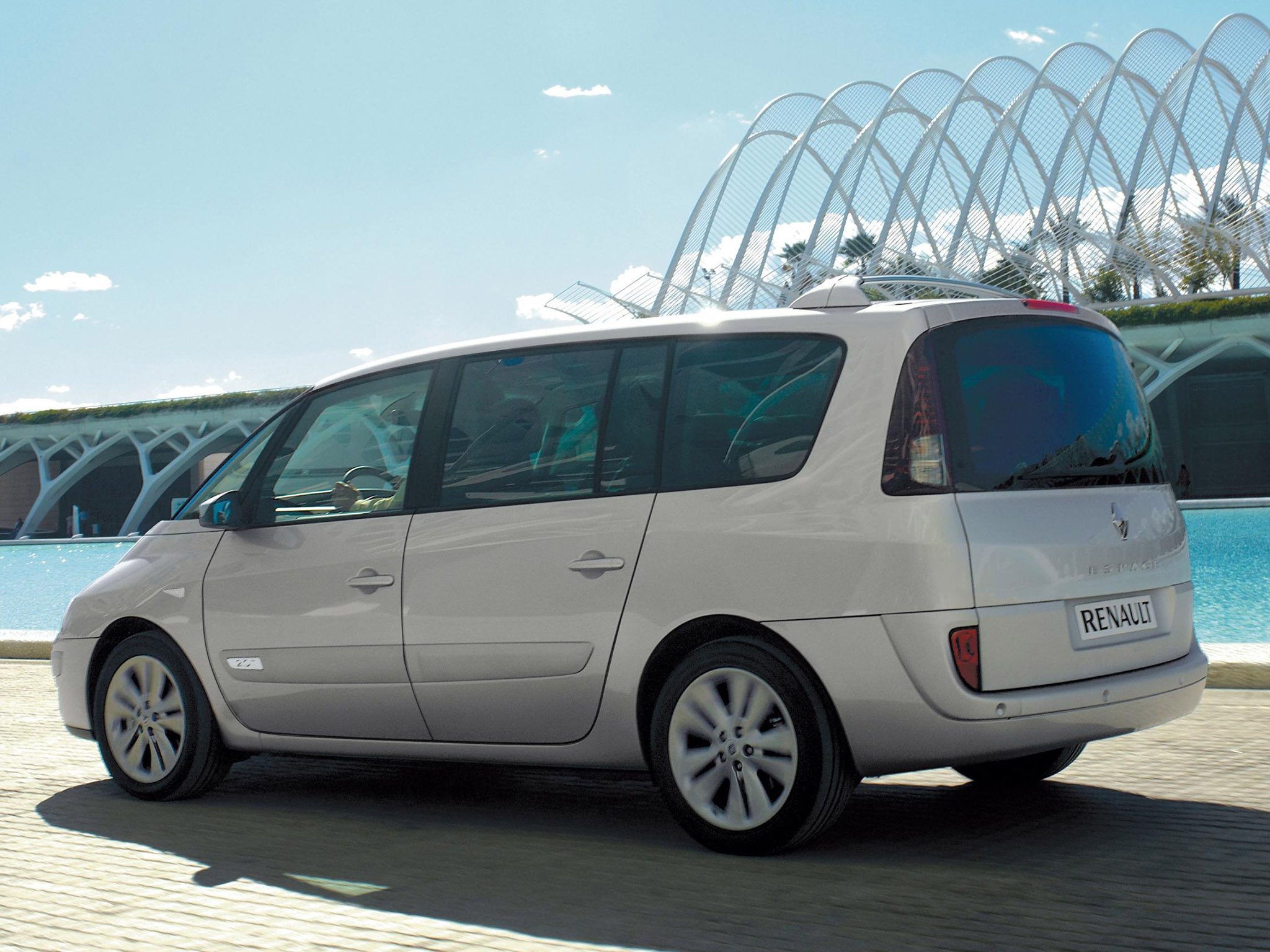 2008 renault grand espace iv pictures information and. Black Bedroom Furniture Sets. Home Design Ideas