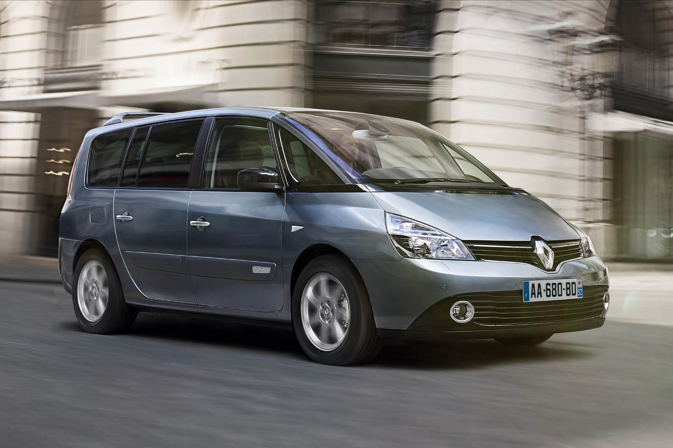renault grand espace iv 2013 images #1