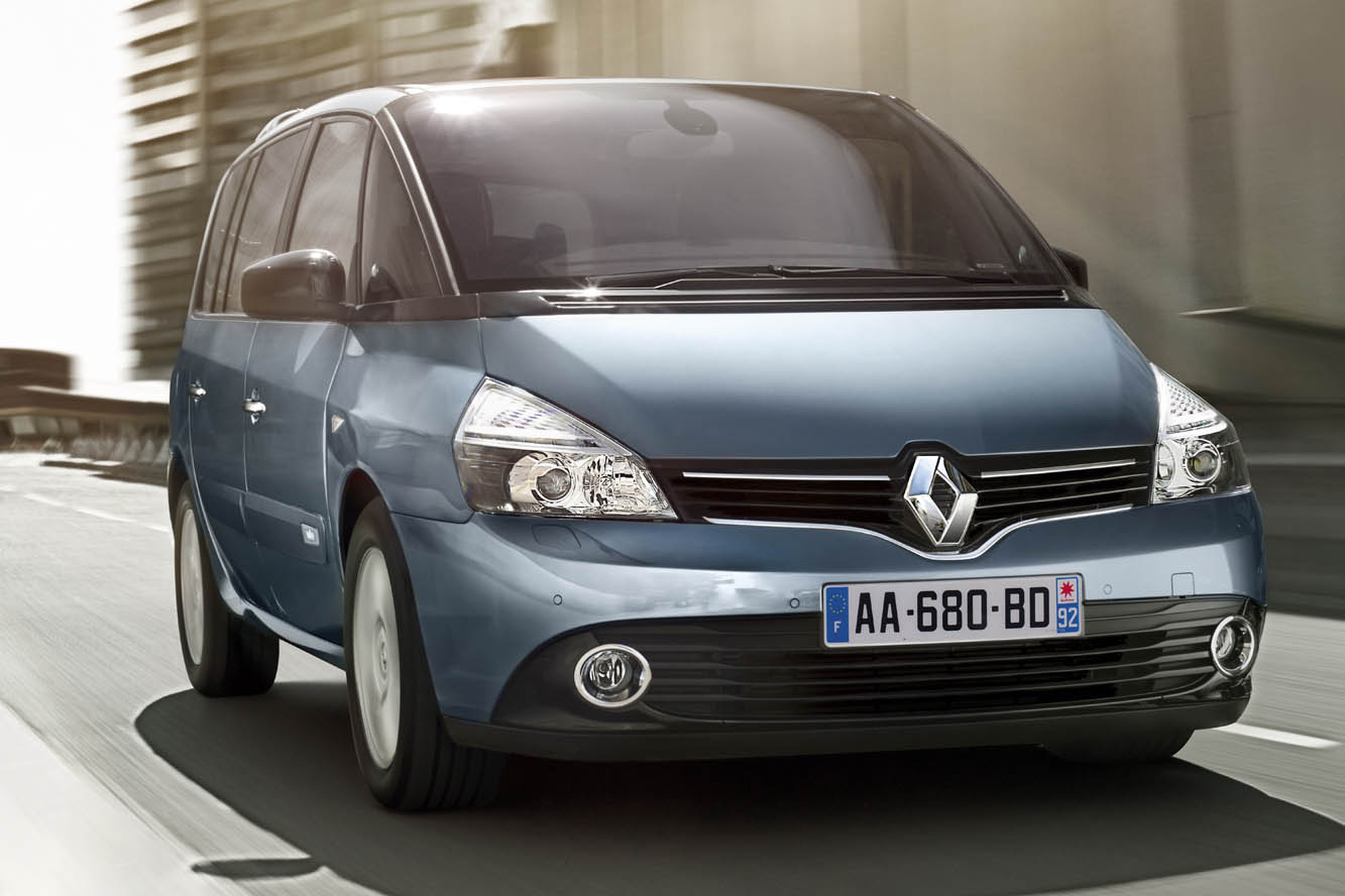 renault grand espace iv 2013 pictures #4
