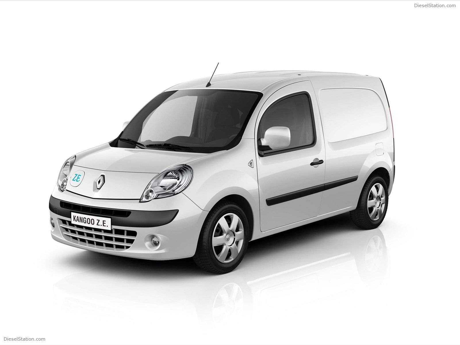 2011 Renault Kangoo ii (w) - pictures, information and