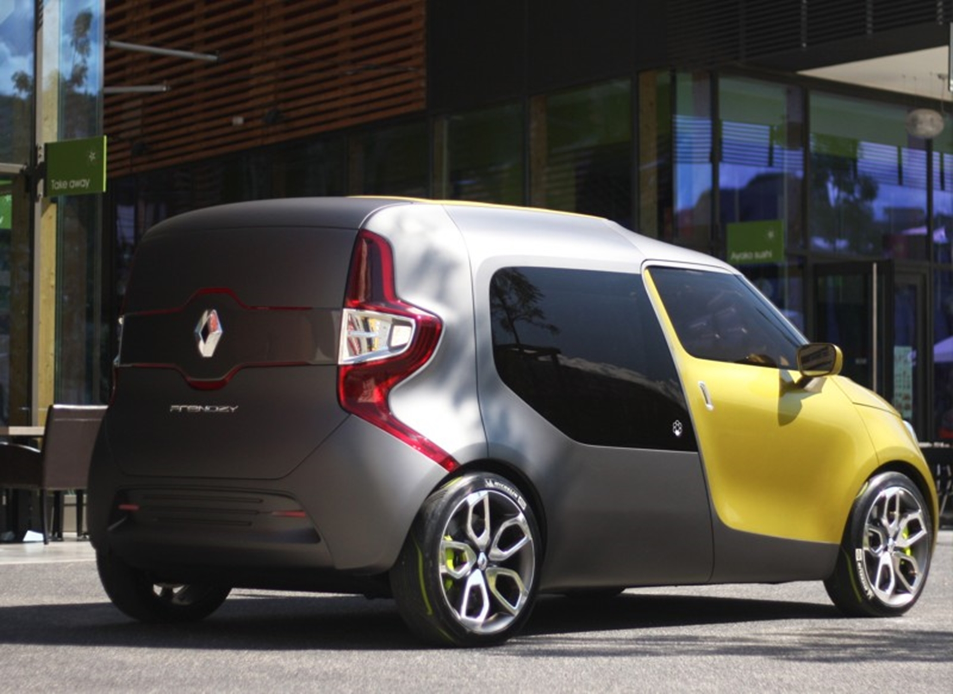 2016 Renault Kangoo ii (w) – pictures, information and ...