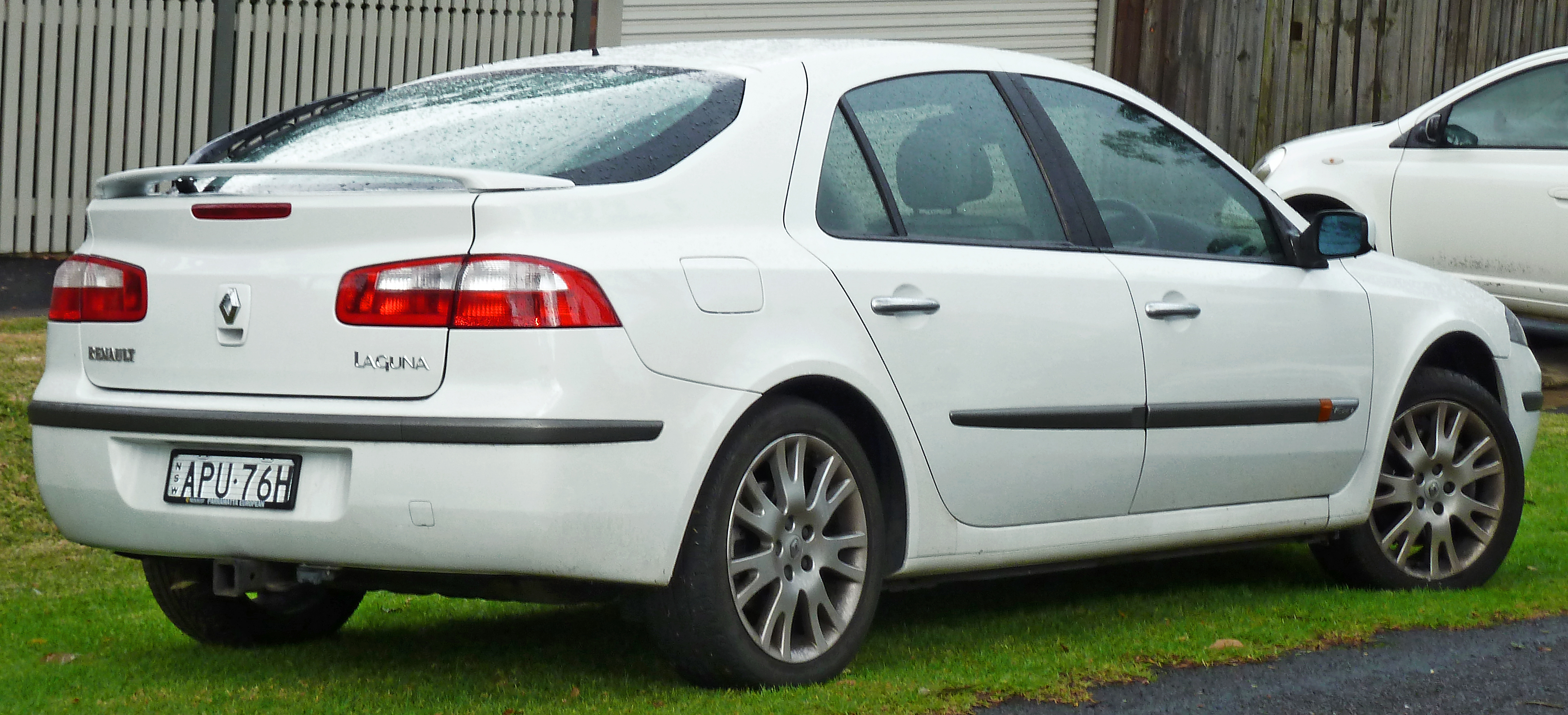 2002 Renault Laguna Ii Pictures Information And Specs