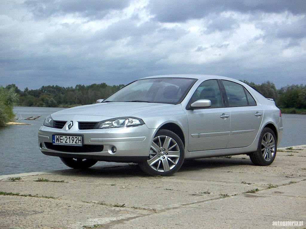 2003 renault laguna ii pictures information and specs auto. Black Bedroom Furniture Sets. Home Design Ideas