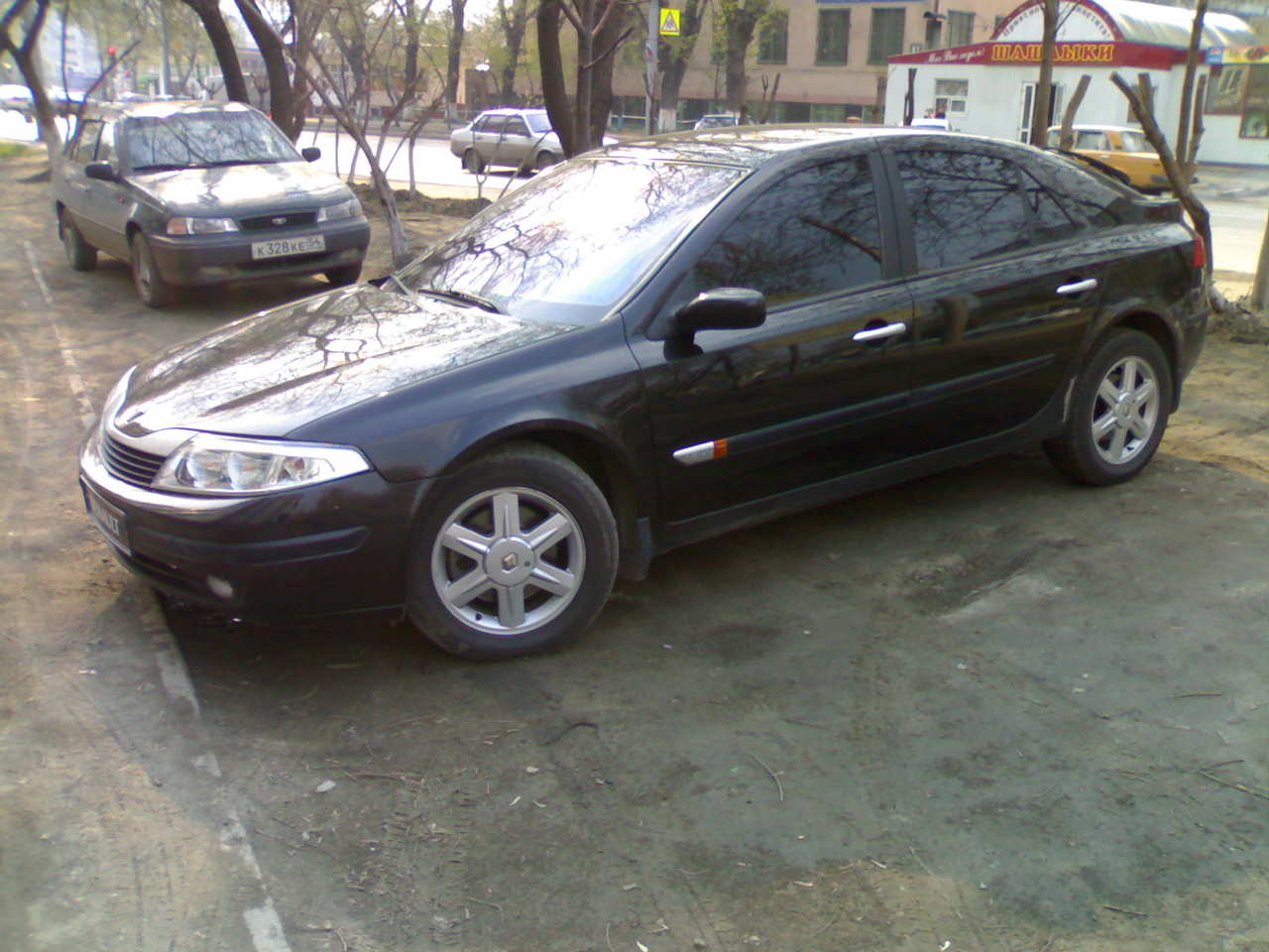 2004 renault laguna ii pictures information and specs auto. Black Bedroom Furniture Sets. Home Design Ideas