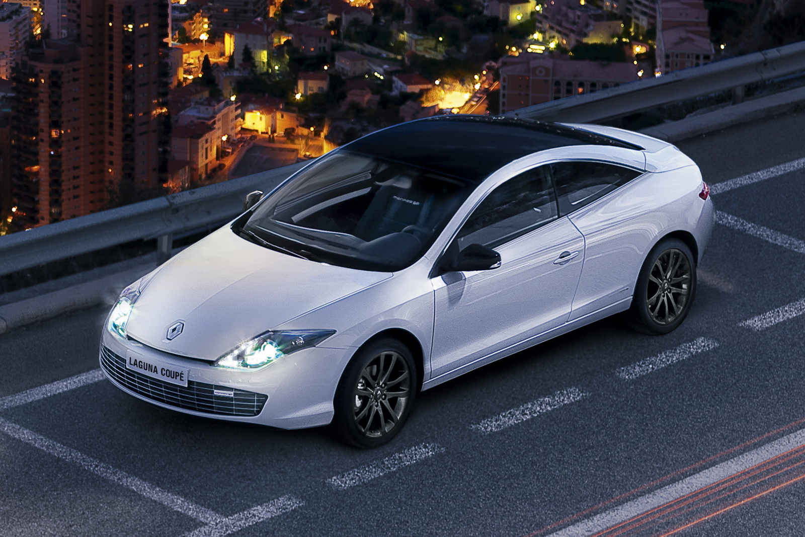 renault laguna iii coupe 2012 pictures