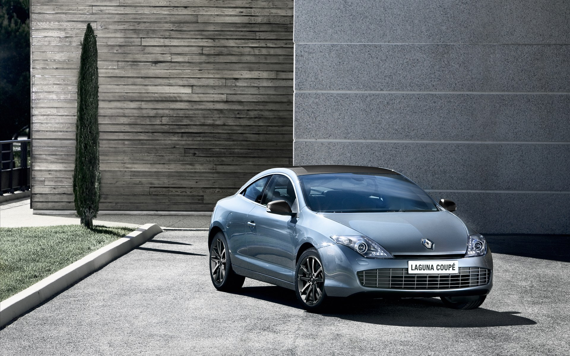 renault laguna iii coupe 2012 wallpaper