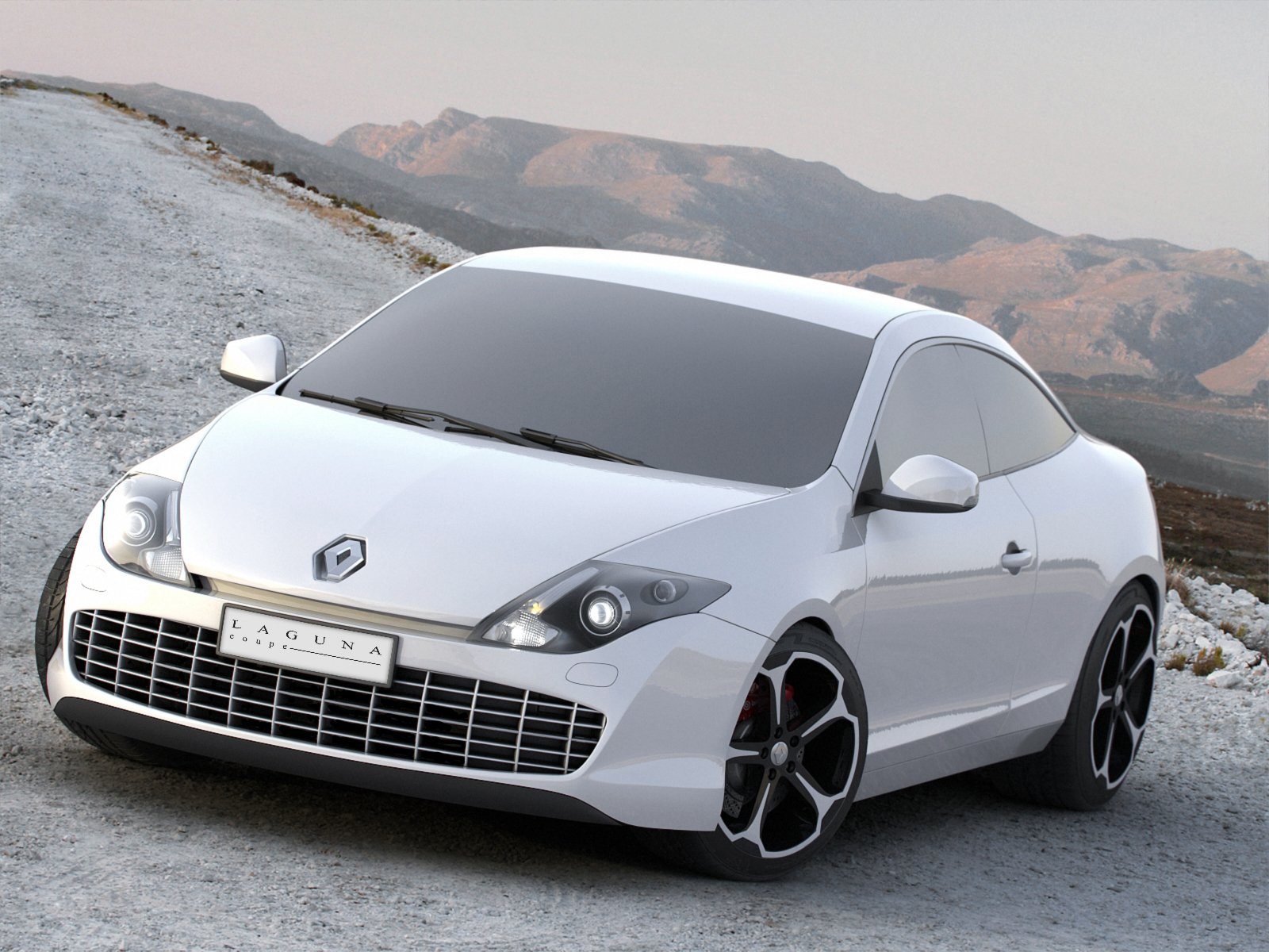 renault laguna iii coupe 2014 pictures