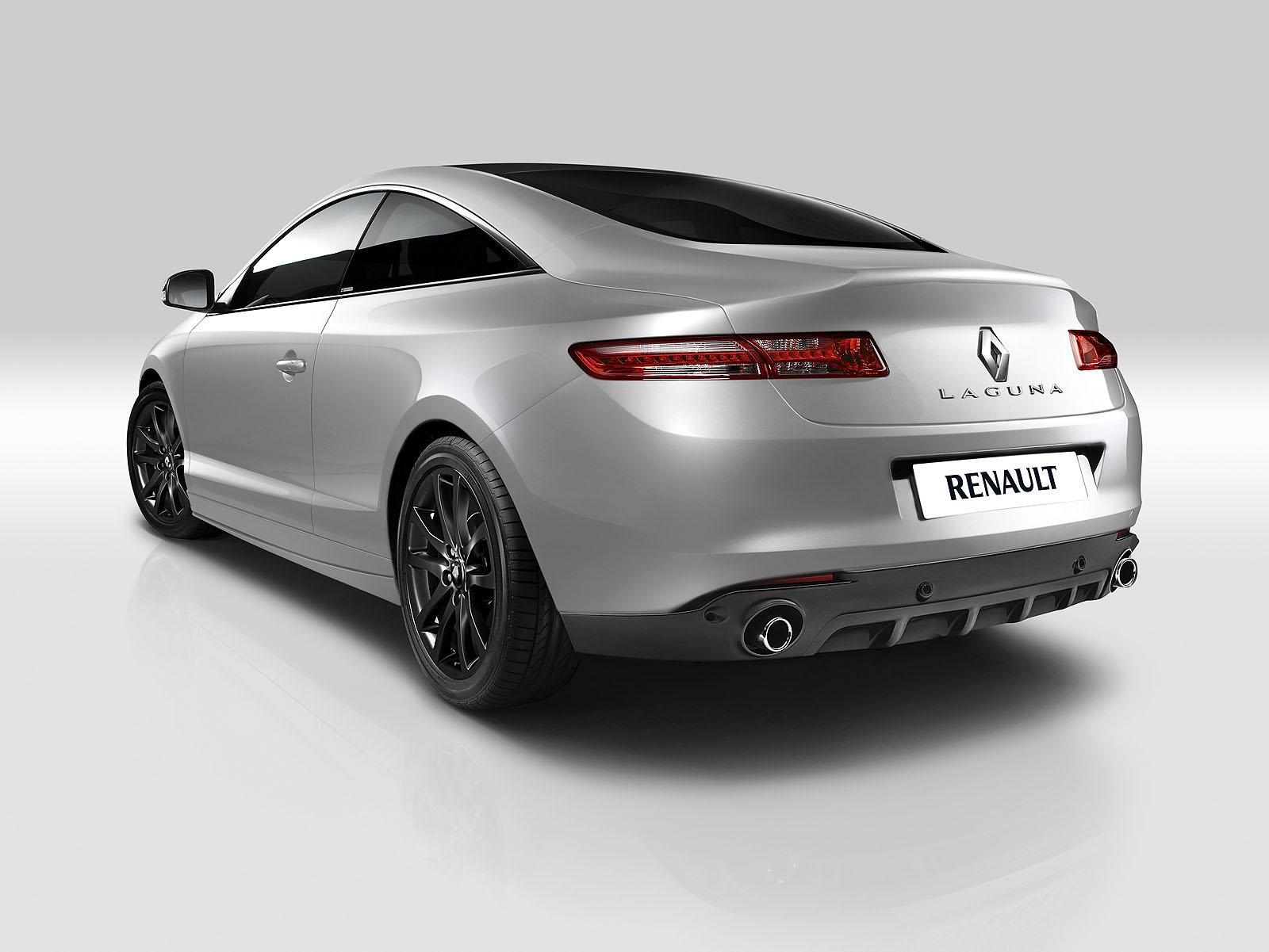 renault laguna iii coupe 2014 wallpaper