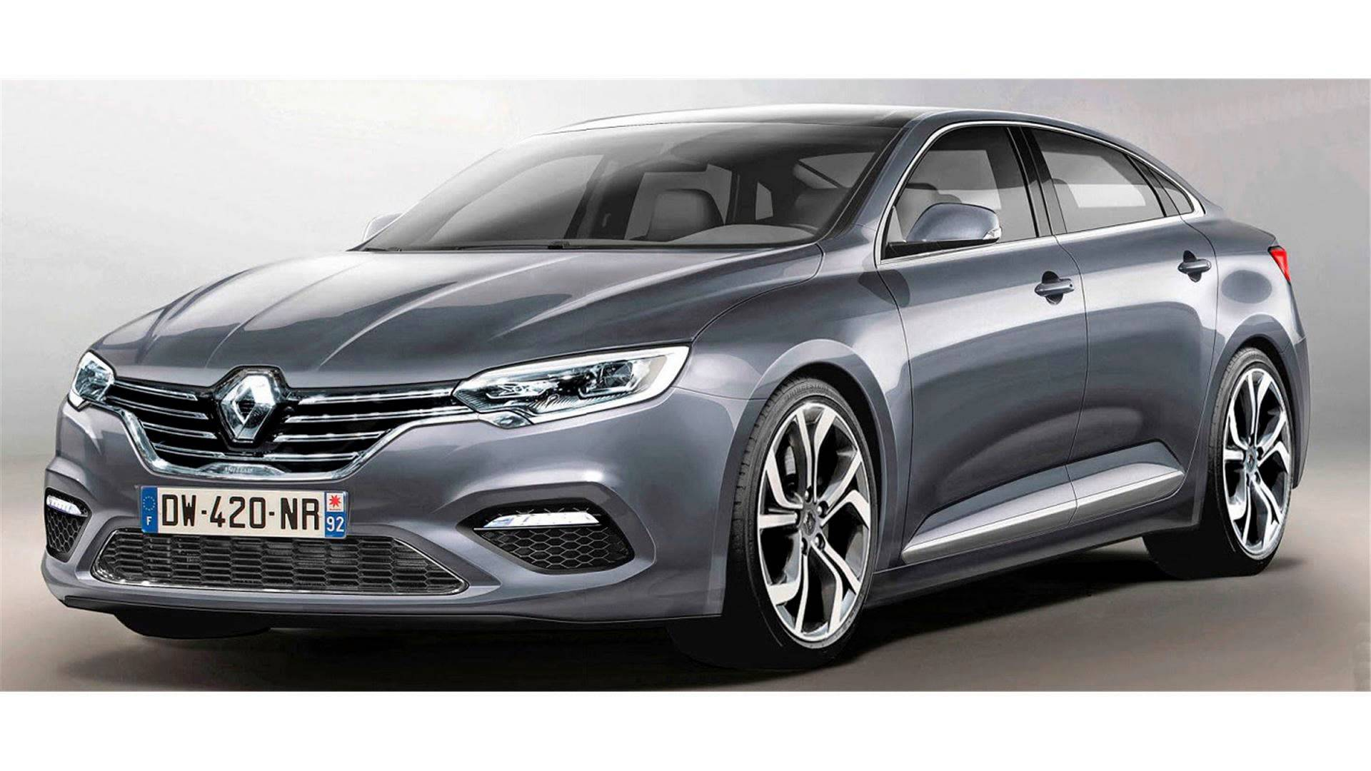 renault laguna iii coupe 2015 wallpaper