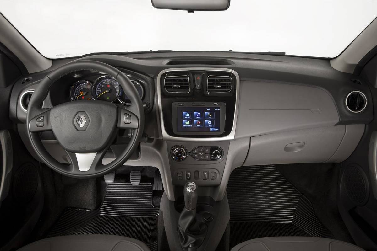 2014 Renault Logan Pictures Information And Specs 2016 Interior Images 13