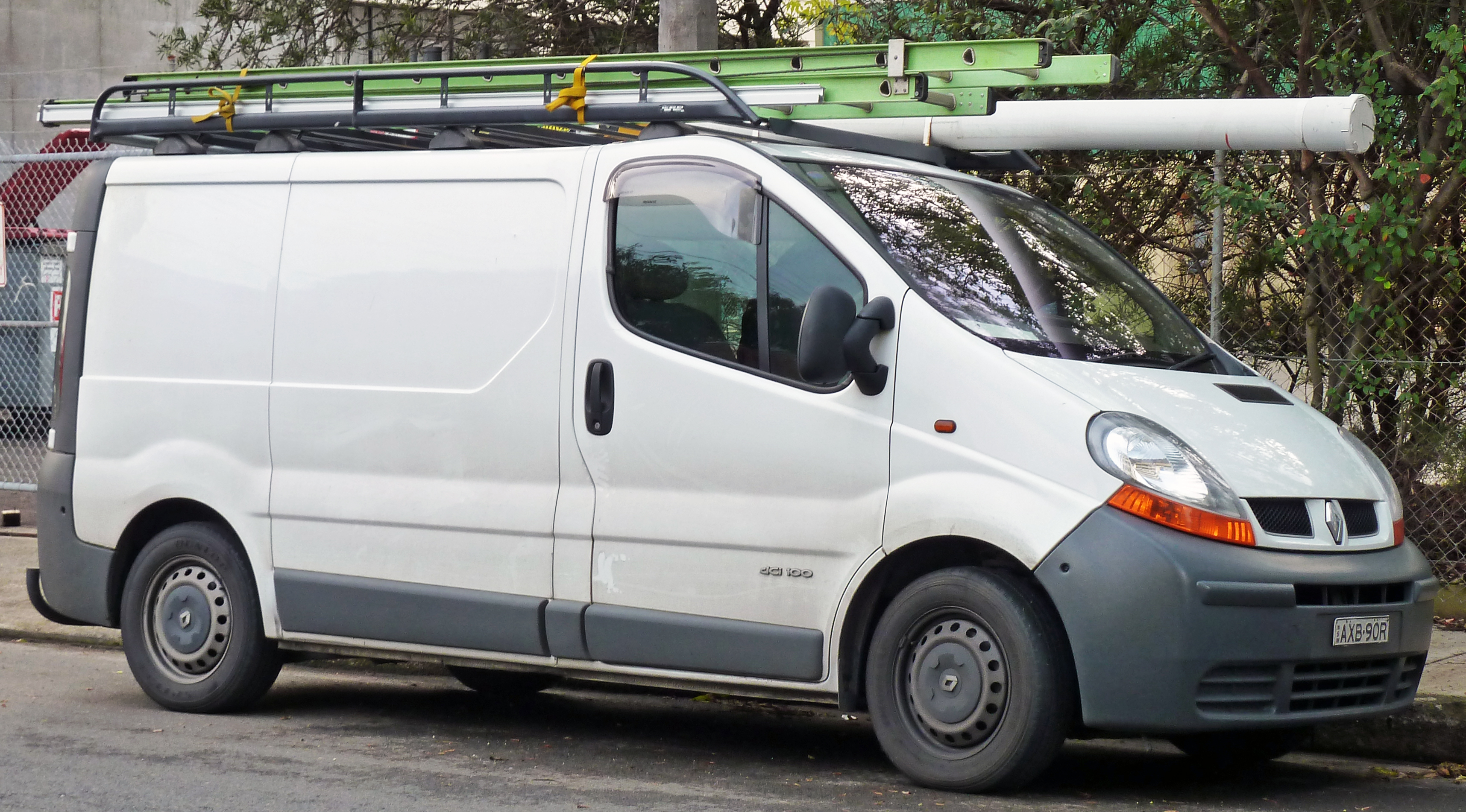 2004 Renault Master Ii Pictures Information And Specs