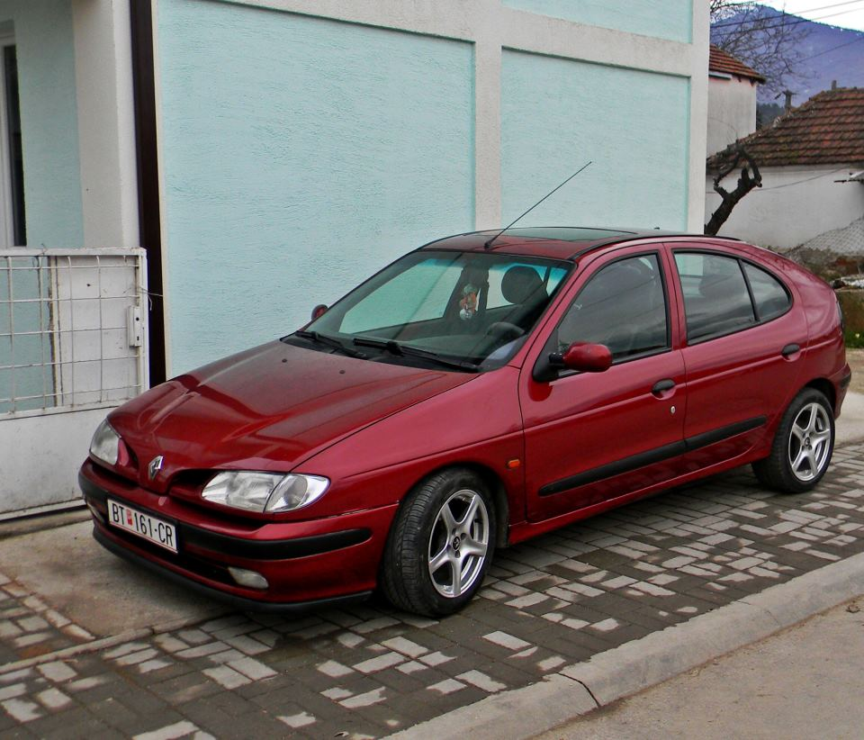 1998 Renault Megane Ba Pictures Information And Specs