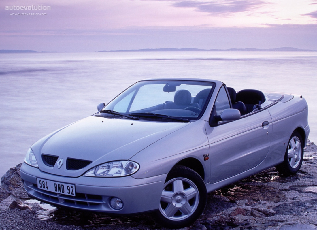 2001 renault megane cabriolet ea pictures information and specs auto. Black Bedroom Furniture Sets. Home Design Ideas