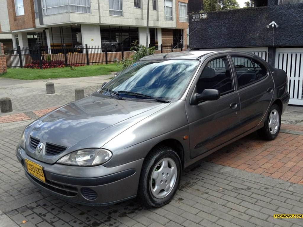 2000 renault megane classic la pictures information and specs auto. Black Bedroom Furniture Sets. Home Design Ideas