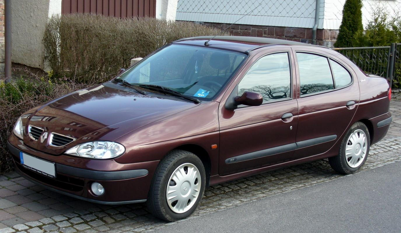 renault megane coach (da) 2000 wallpaper