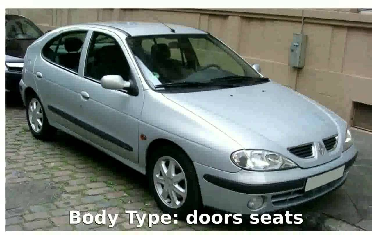 2002 renault megane ii coach pictures information and specs auto. Black Bedroom Furniture Sets. Home Design Ideas