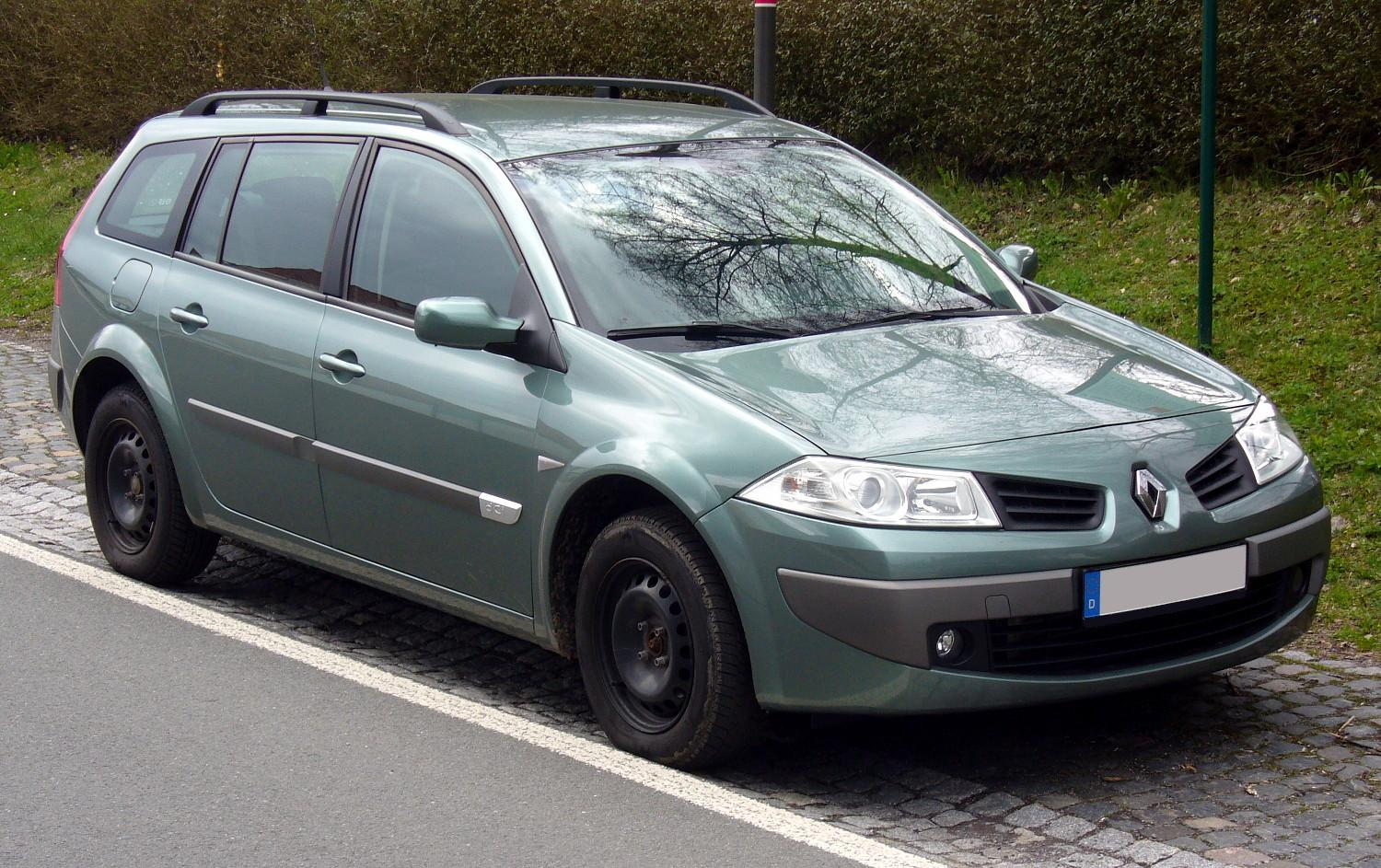 2003 renault megane ii grandtour pictures information and specs auto. Black Bedroom Furniture Sets. Home Design Ideas