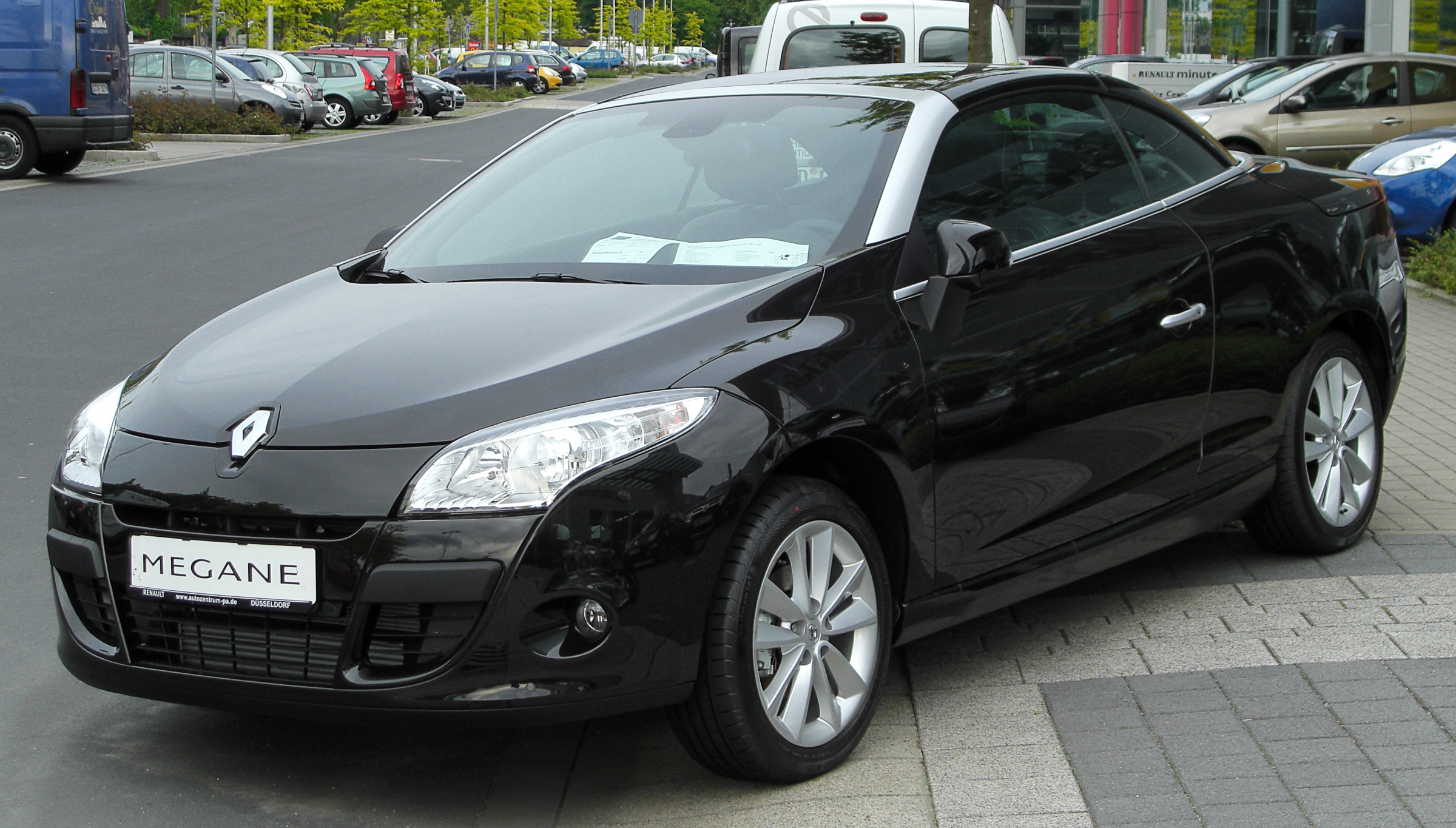 2010 renault megane iii cc pictures information and specs auto. Black Bedroom Furniture Sets. Home Design Ideas