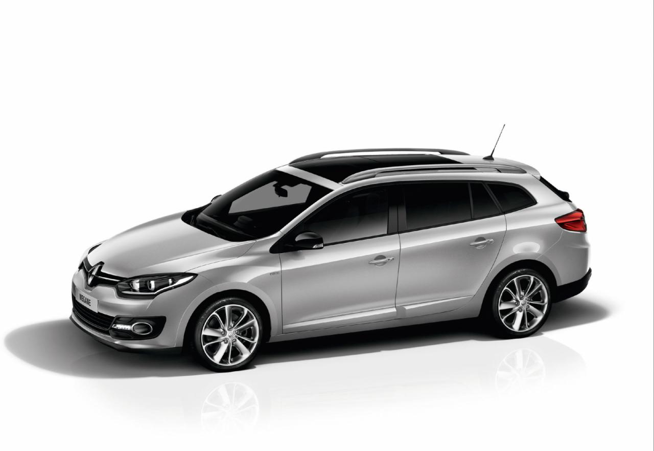 renault megane iii estate 2015 pictures