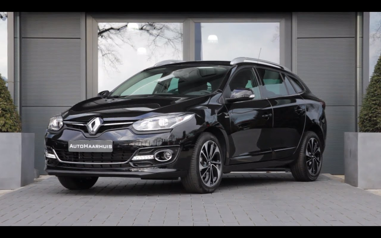 renault megane iii estate 2015 wallpaper