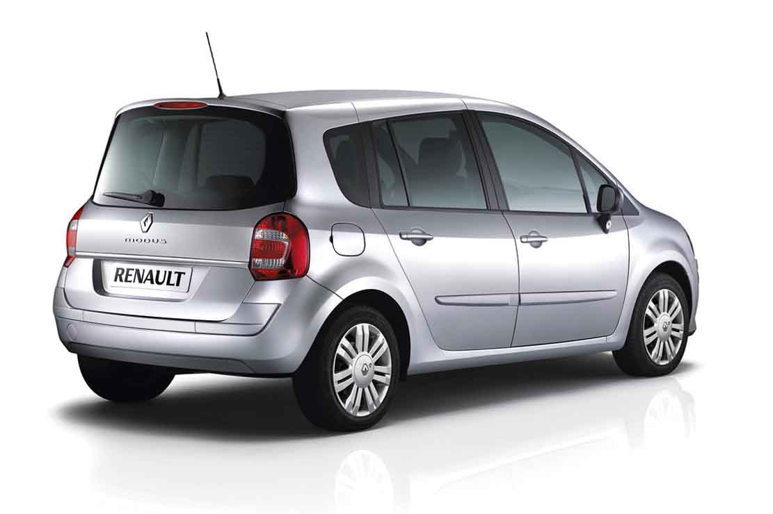 2009 renault modus pictures information and specs auto. Black Bedroom Furniture Sets. Home Design Ideas