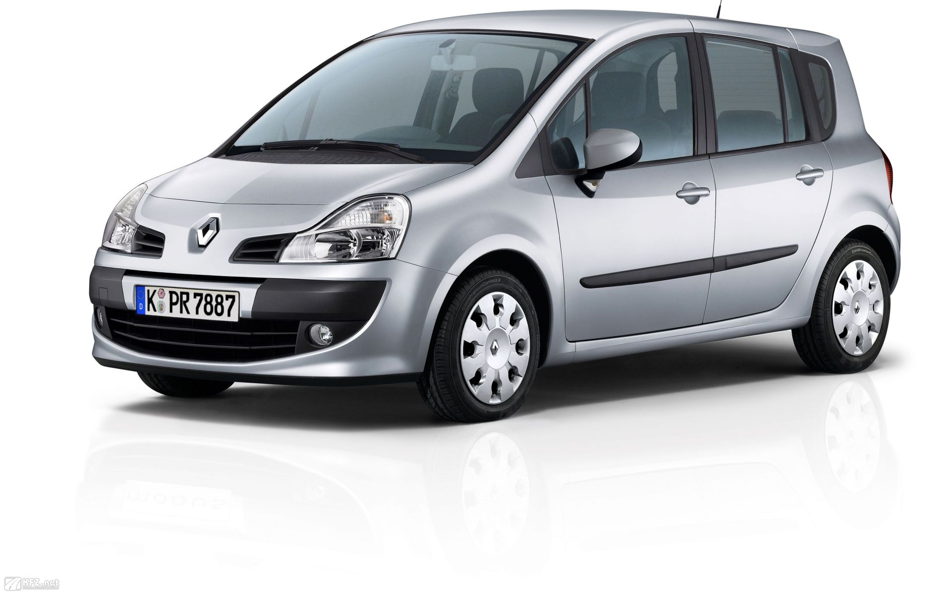 2011 renault modus pictures information and specs auto. Black Bedroom Furniture Sets. Home Design Ideas