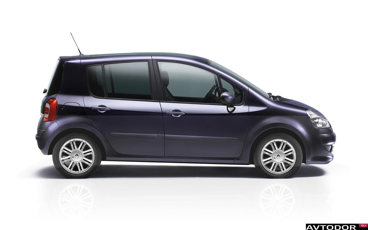 2013 renault modus pictures information and specs auto. Black Bedroom Furniture Sets. Home Design Ideas