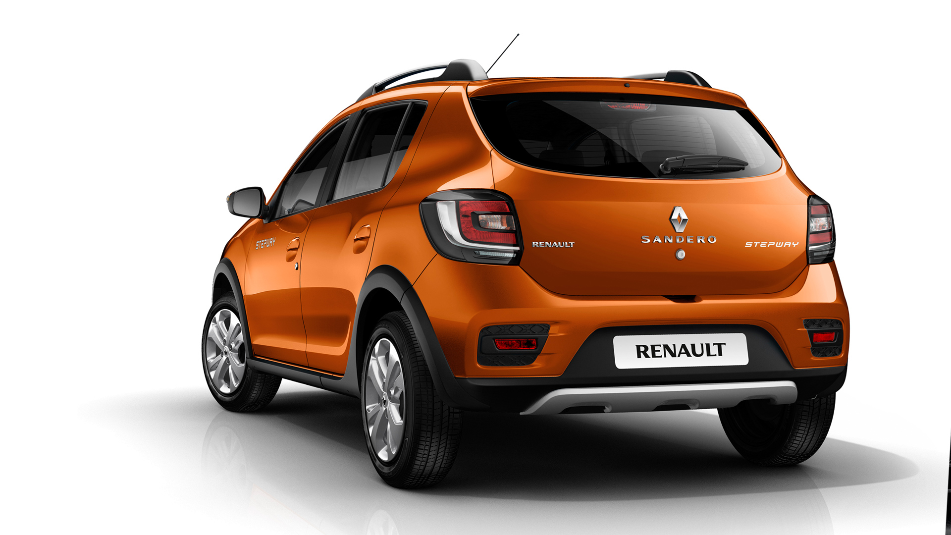 2016 renault sandero stepway pictures information and specs auto. Black Bedroom Furniture Sets. Home Design Ideas