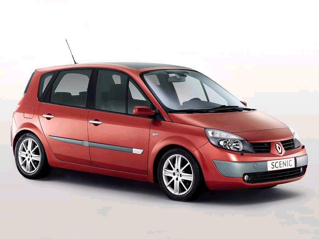 2004 renault scenic ii pictures information and specs. Black Bedroom Furniture Sets. Home Design Ideas