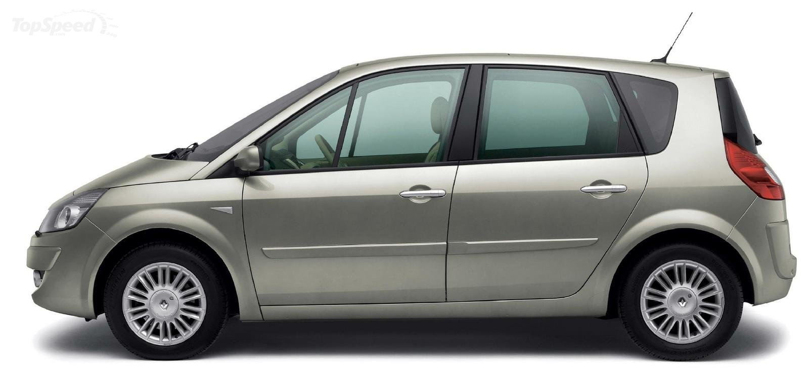 2004 Renault Scenic ii – pictures, information and specs - Auto-Database.com