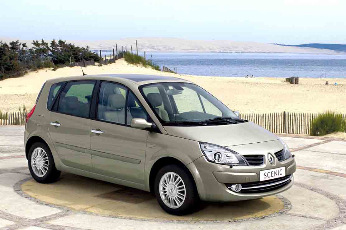 2005 renault scenic ii pictures information and specs. Black Bedroom Furniture Sets. Home Design Ideas