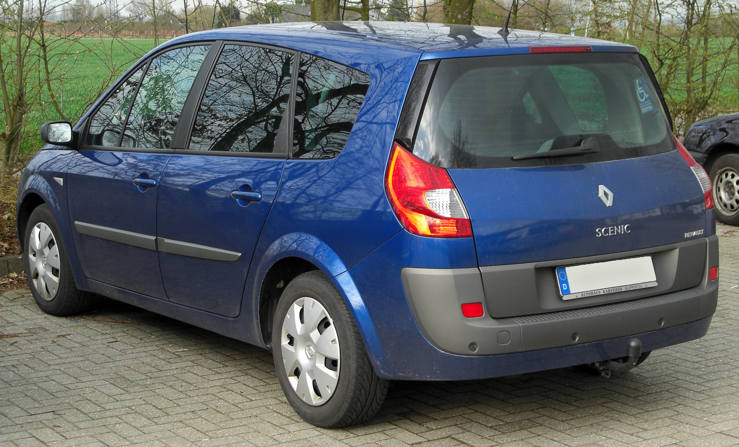 renault scenic ii 2010 images #7